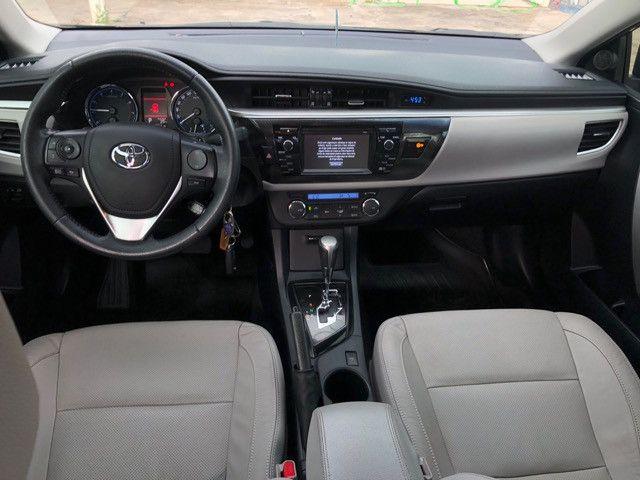 Corolla 2.0 XEI Completo automático, SÓ DF, financiamos até 100% - Foto 5