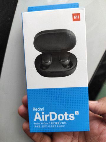 Sensacional//Redmi Air Dots S da Xiaomi// Novo Lacrado com Garantia e Entrega