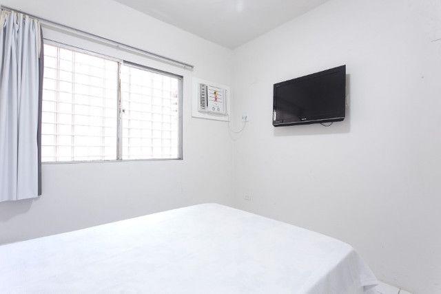 Apartamento 03B, mobiliado, sala e quarto, com WI-FI, pertinho do Carrefour - lindo - Foto 5