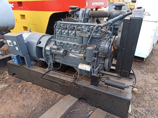 Grupo Gerador 100 KVA Motor MWM - Foto 4