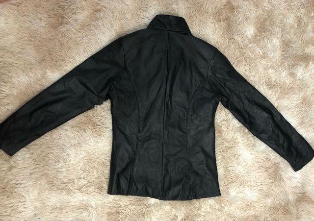 Jaqueta de couro original - Foto 3