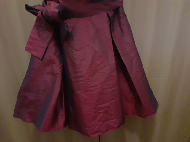 Vestido de festa rodado com tule preto por baixo (Novo) - Foto 4
