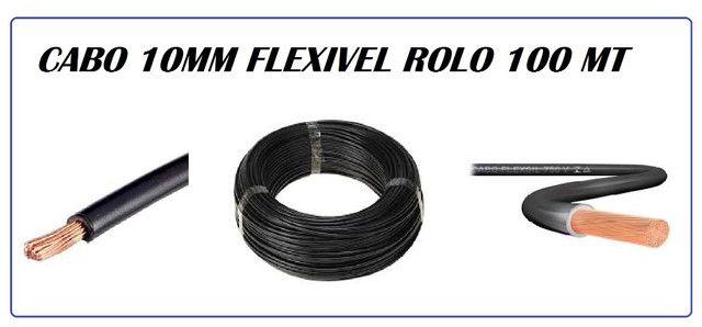 10mm Rigido rolo 100 metros padrão Copel