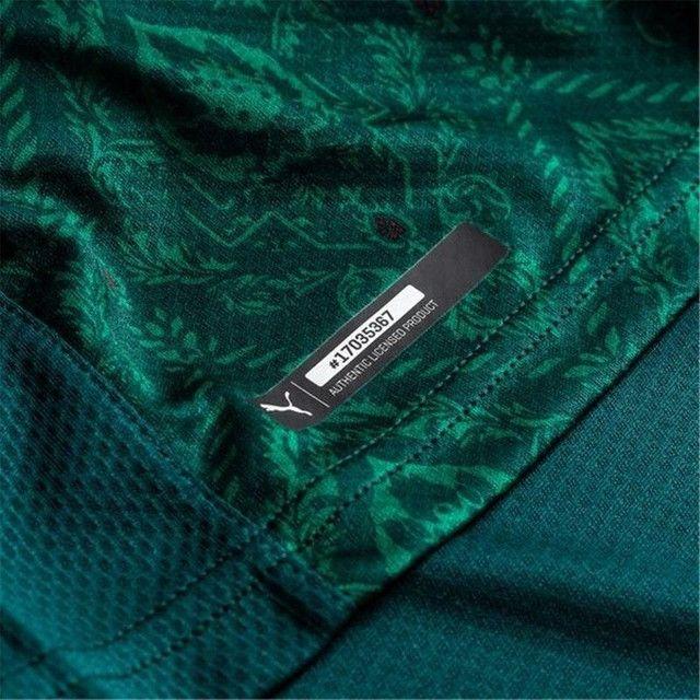Camisa da seleção italiana terceiro uniforme