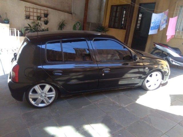 Vendo ou troco Renault Clio Legalizado