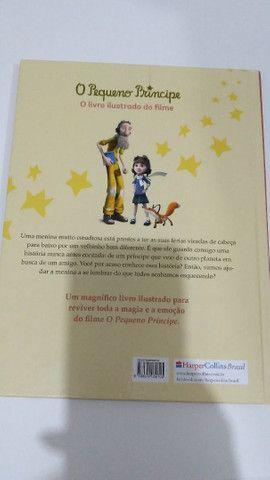 Livro O PEQUENO PRÍNCIPE - Foto 3