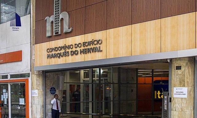 Edifício Marquês do Herval, sala dividida, no Centro do Rio de Janeiro - Foto 2