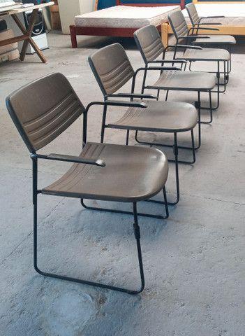 Cadeiras para sala de Espera Fixa por apenas 59,99 cada  - Foto 2