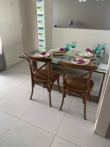 EA- Lindo apartamento de 3 quartos no Barro - José Rufino - Edf. Alameda Park