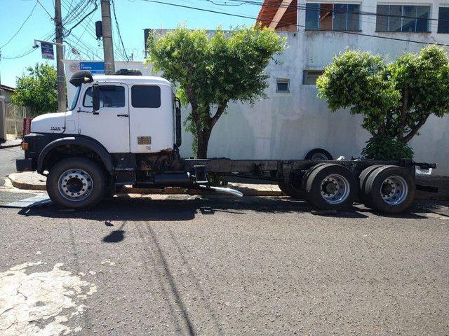 Leia todo o anúncio :Vendo Caminhão Truck 1525 Motor 366 / câmbio G3_60