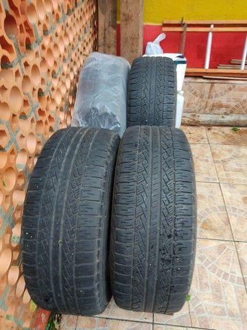 Jogo de pneus Scorpion STR 265/65//R17 - Foto 3