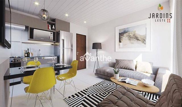 Apartamento com 3 dormitórios à venda, 59 m² por R$ 212.000 - Vale Quem Tem Zona Leste- Te - Foto 8