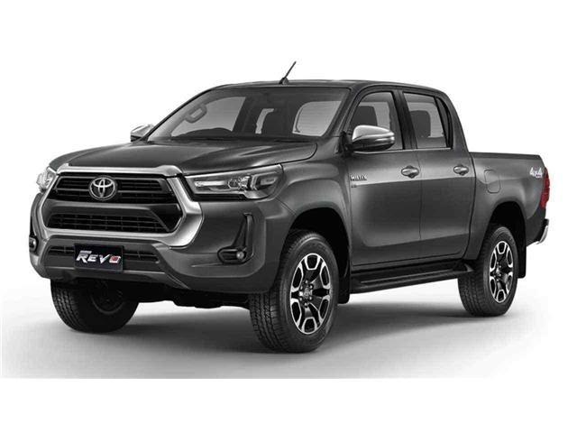 Toyota Hilux 2021 2.7 vvt-i flex cd srv 4x4 automático - Foto 3
