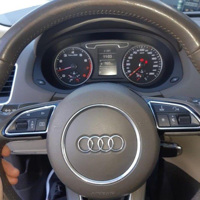 2.0 Audi Q3 2014 km 100 mil  - Foto 3