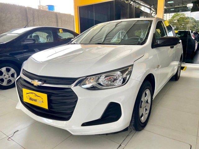 Chevrolet Onix 1.0 2020 - 1 Ano de Garantia - Ipva Pago
