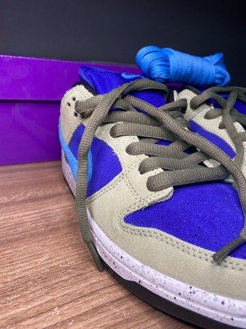 Tênis Nike dunk low celadon  - Foto 6