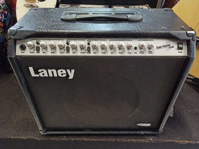 Amplificador Laney Tube Fusion TF-200 - Foto 3