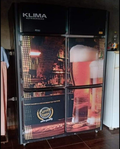 Cervejeira Klima para 22 caixas de 600ml