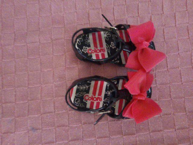 PROMOÇÃO!!! Sandália infantil Nova - Foto 2