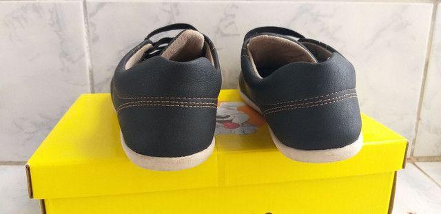 Sapato infantil masculino CARUARU número 32 - Foto 5
