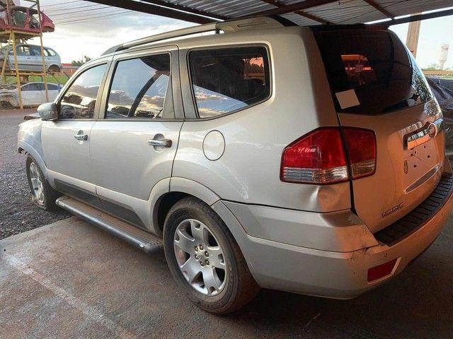 Sucata Para Venda De Peças Kia Mohave 3.0 V6 Diesel