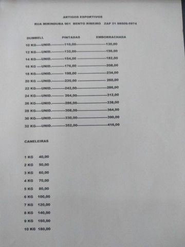 Pesos novos - Foto 4