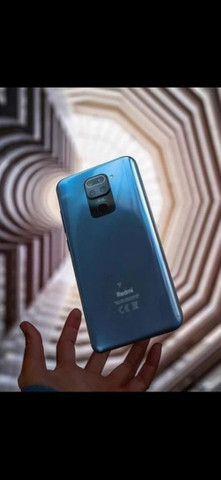 Mais vendido do momento - Smartphone Xiaomi Redmi Note 9 , são 64 Gigas de memória  - Foto 5