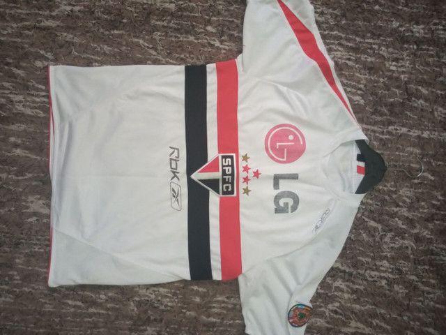 Camisa São Paulo 2007 original.
