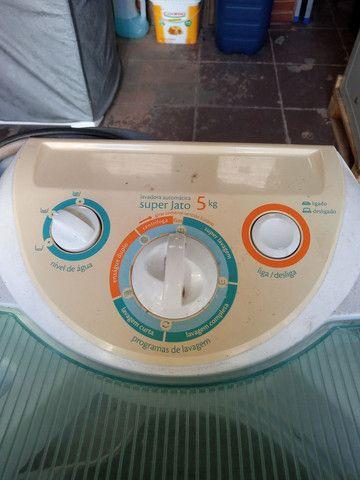 Troco máquina cônsul super jato 5kg  - Foto 5
