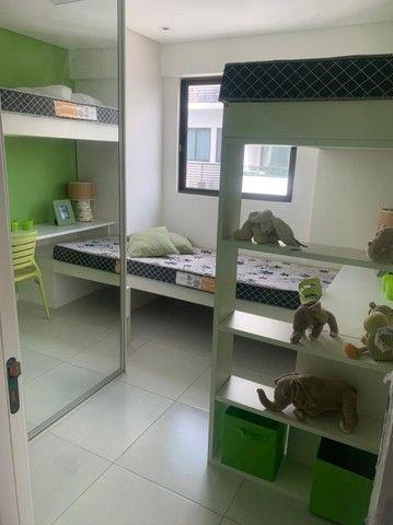 EA- Lindo apartamento de 3 quartos no Barro - José Rufino - Edf. Alameda Park - Foto 18