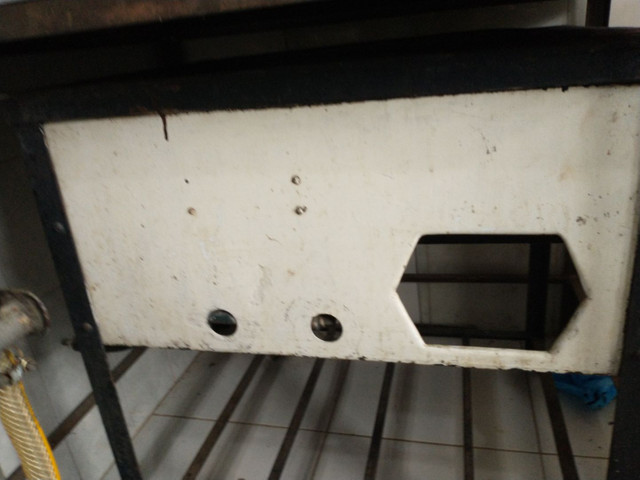 Fogão de ferro com tacho - Foto 3
