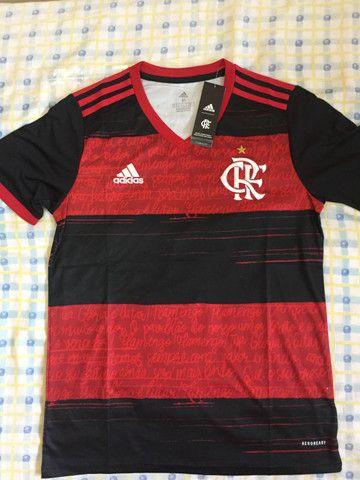 Uniforme Flamengo campeão brasileiro