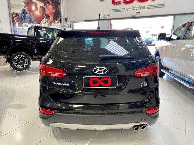 Hyundai Santa Fe/GLS 3.3 V6 4X4 Tiptronic - Foto 9