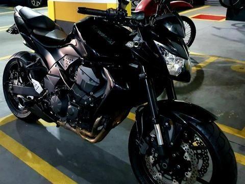 Moto Kavasaki Z710 - Foto 5