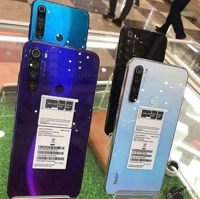 R$ 1.169,00 - Xiaomi Redmi Note 8 64 GB - 4 GB Memória ram - Foto 5