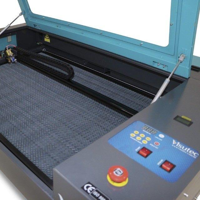 Máquina Router Corte e Gravação a Laser 90cmx60cm - Foto 4