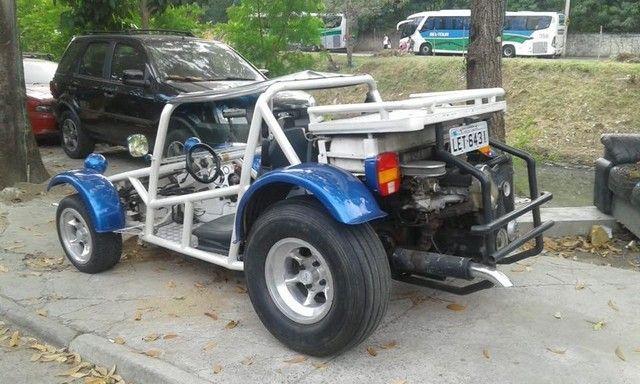Gaiola baja buggy  - Foto 3