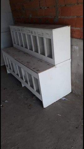 Box para racao 16 lugares 500 reais *
