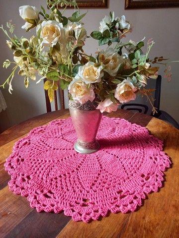 Centros de mesa croche - Foto 2