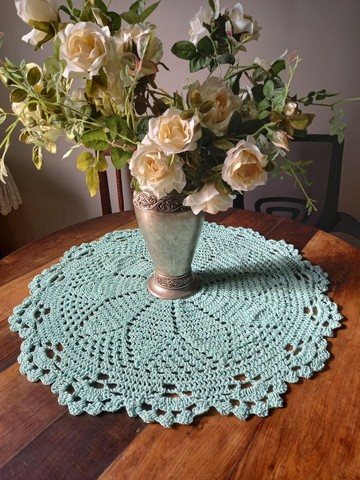 Centros de mesa croche - Foto 3