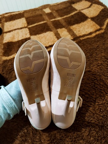 Sapato rosa claro - Foto 3