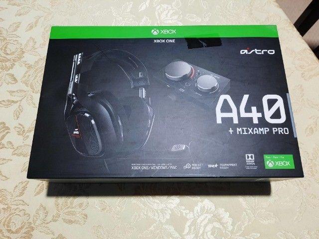 Xbox Headset Astro A40 Tr MixAmp Pro Tr