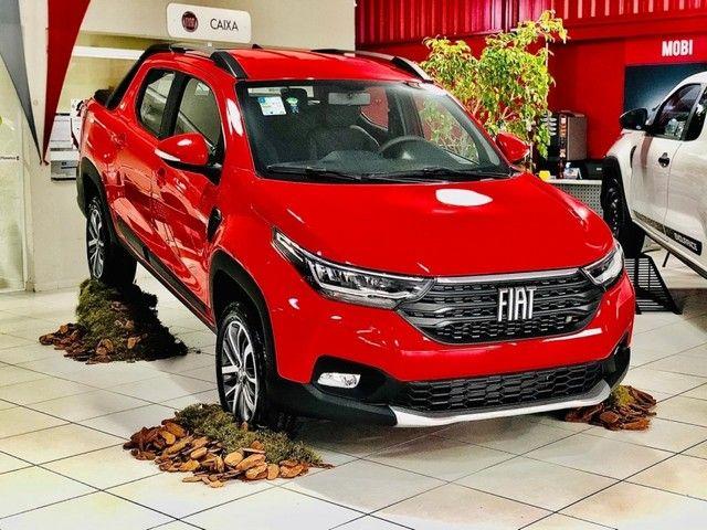Fiat Strada VOLCANO 1.3 FLEX CD 4P