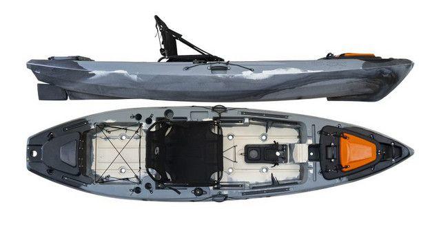 Caiaque Mako Pro - Hidro 2 Eko - Parcelamos em até 18 vezes - Foto 4