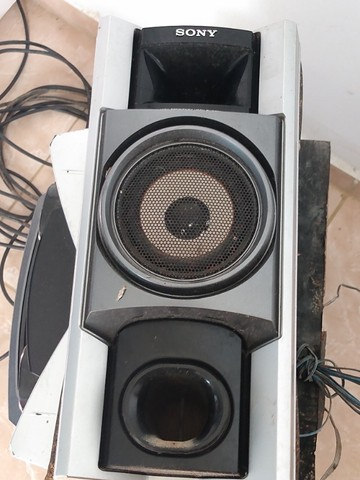 Caixa de som sony - Foto 2