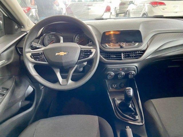 Chevrolet Onix 1.0 2020 - 1 Ano de Garantia - Ipva Pago - Foto 9
