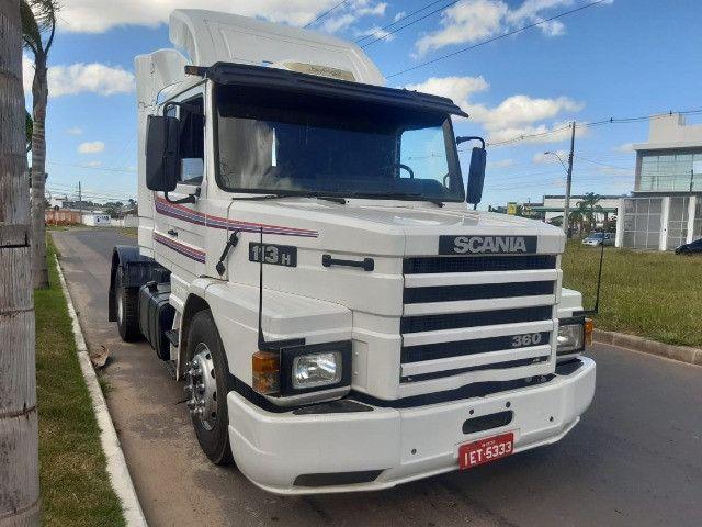 Scania 113 1996 / 1996 toco impecável - Foto 2