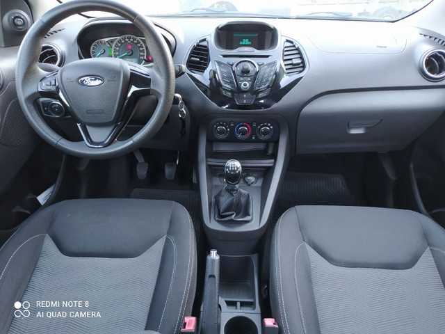 Vendo ou Troco Ford Ka Sedan 1.5 2018 - Foto 9