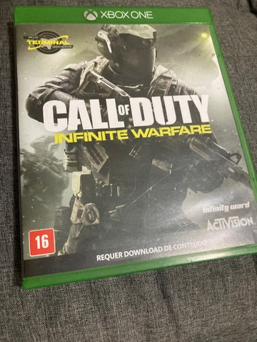 Call of duty  Xbox one S