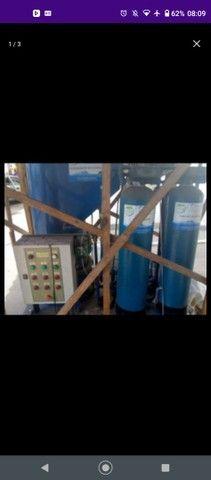 Vendo Máquina p/ reuso de Agua